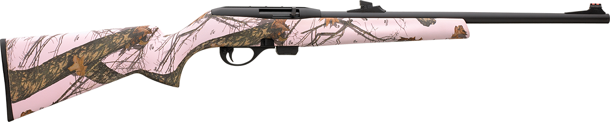 Remington 597 Semi-Auto Mossy Oak Pink