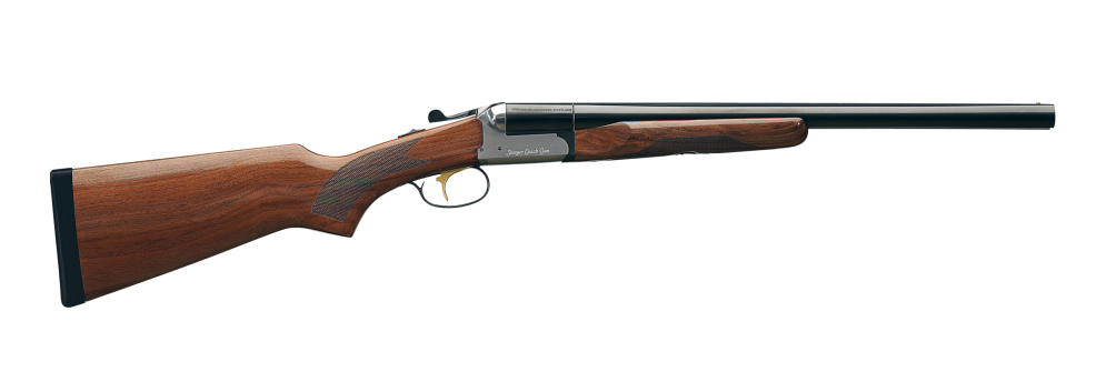 IGA Coach Gun Stainless and Blue