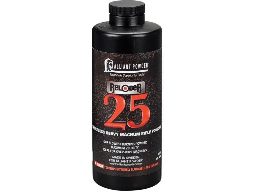 Alliant Powder Reloader 25 Heavy Magnum, 1 LB
