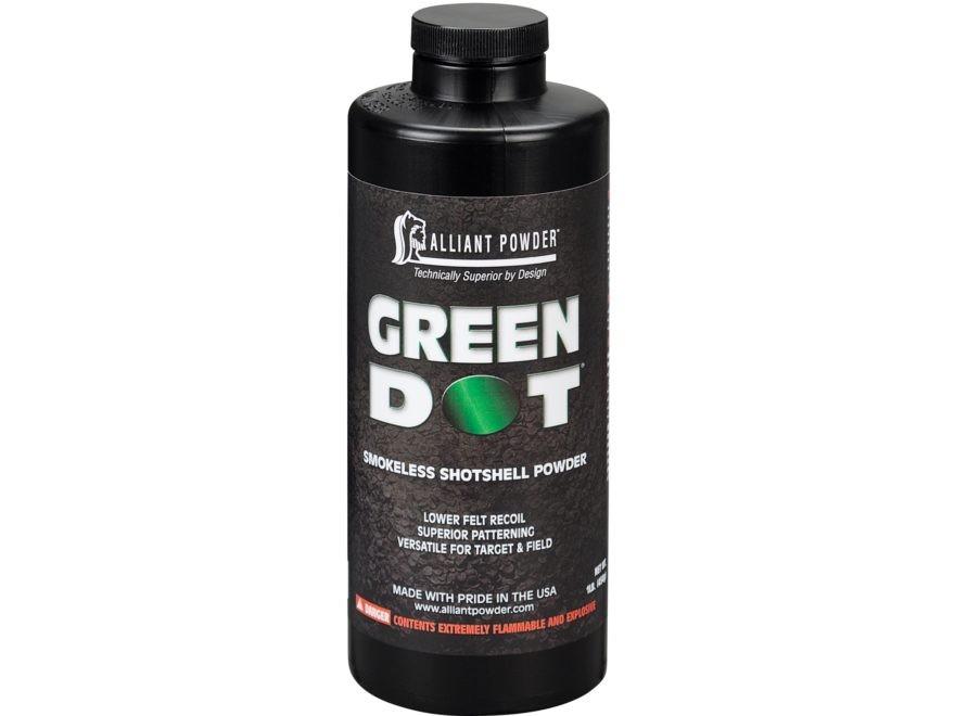 Alliant Powder Green Dot, 1 LB