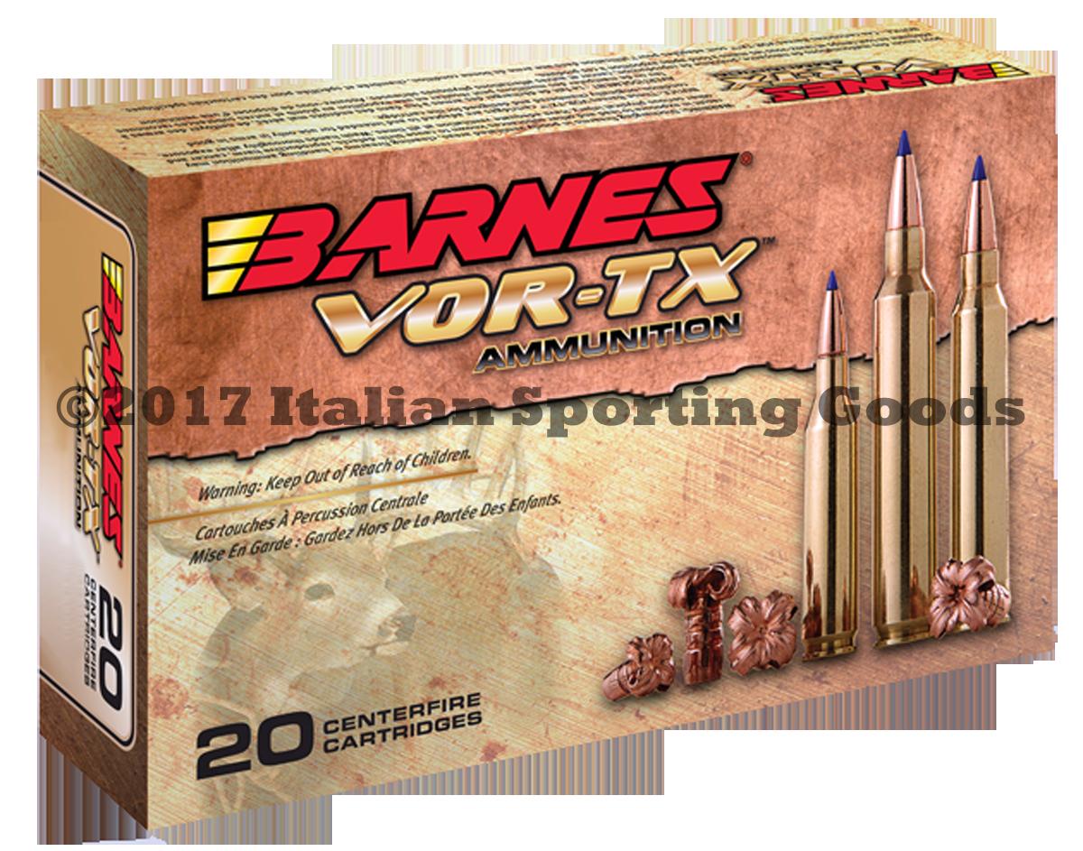 Barnes Bullets 270 WSM, 140 Grain TSX BT