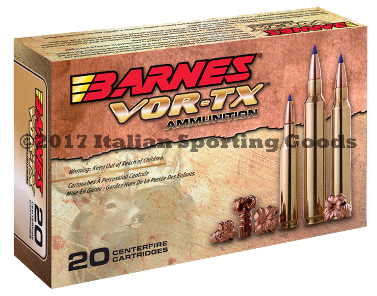 Barnes Bullets 7MM-08 Rem, 120 Grain TTSX BT