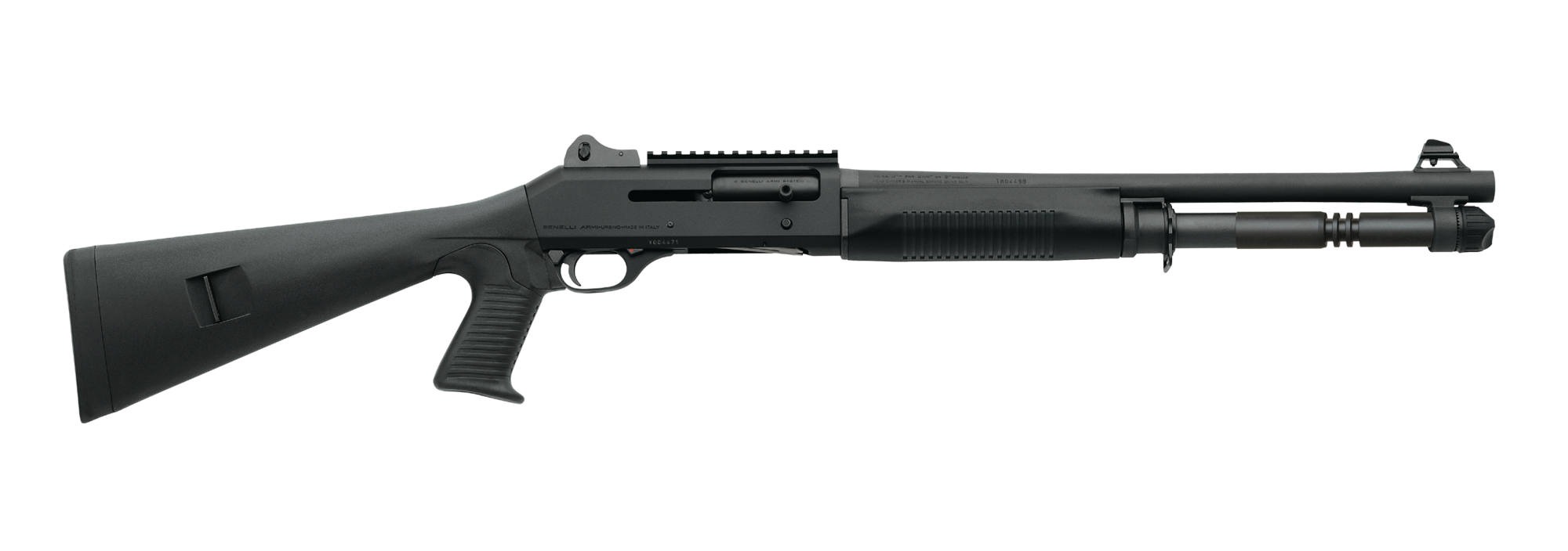 Benelli M4 Tactical Pistol Grip