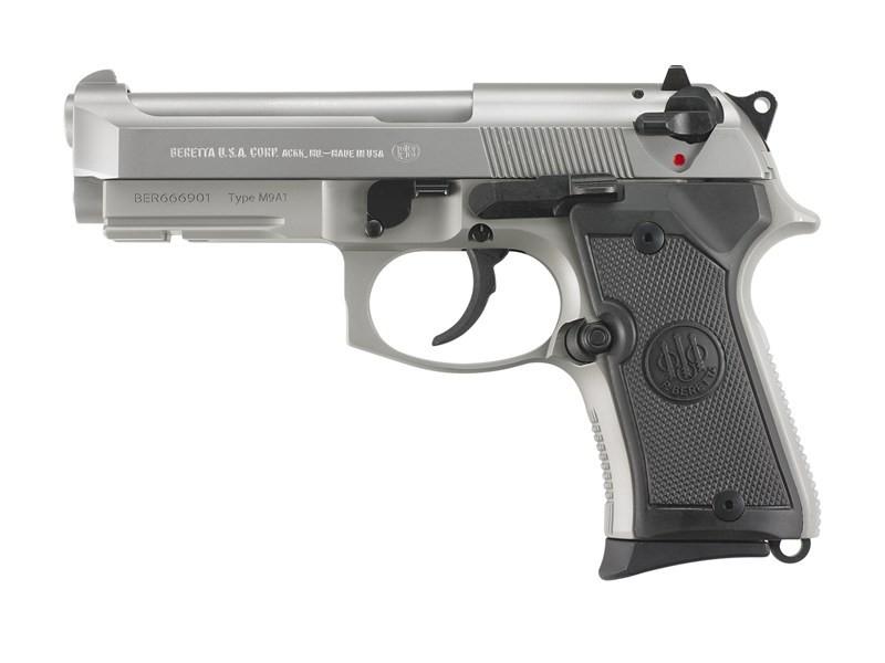 Beretta 92 M9A1 Compact Inox
