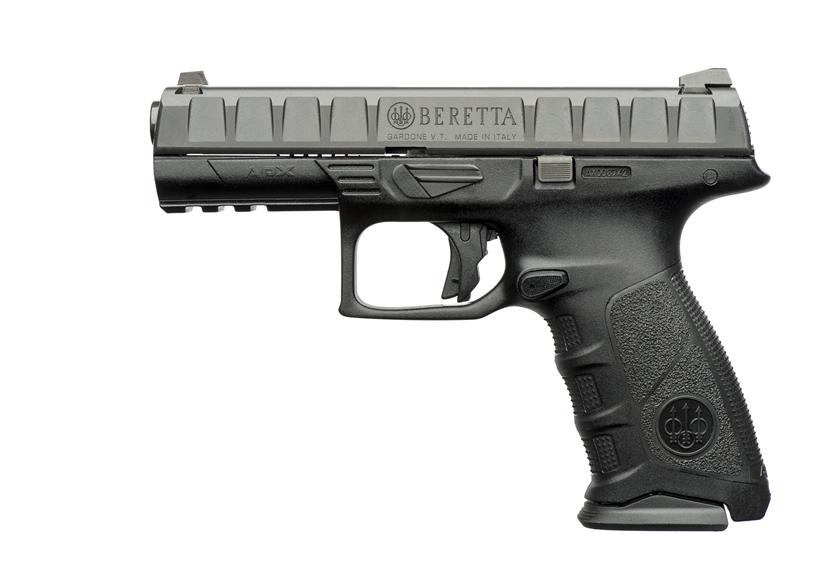 """Beretta APX Black 9MM Luger, 4 1/4"""" Barrel"""