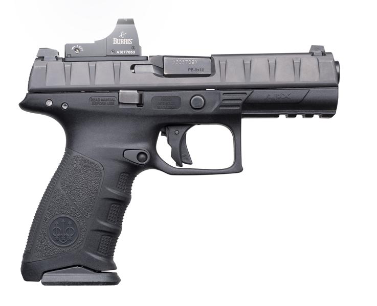 Beretta APX RDO Black