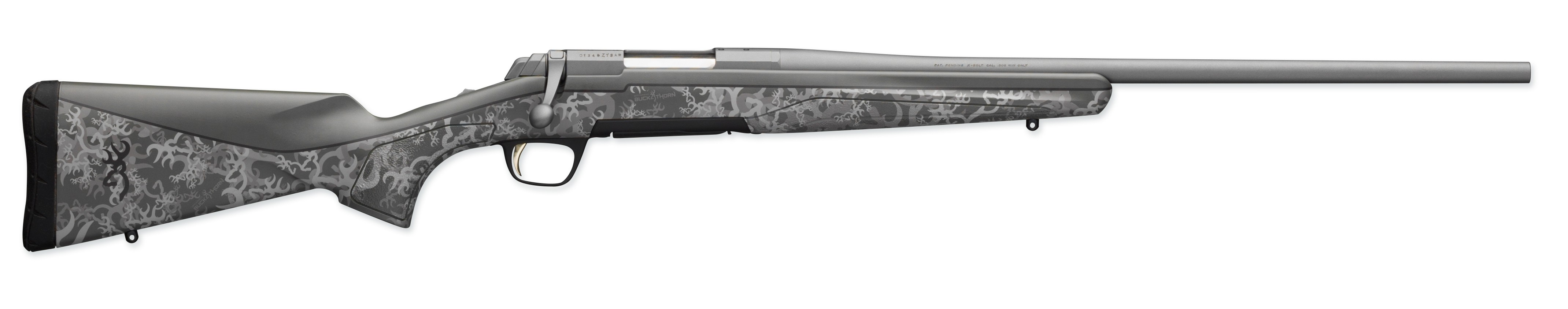 Browning X-Bolt Cerakote Tactical Gray