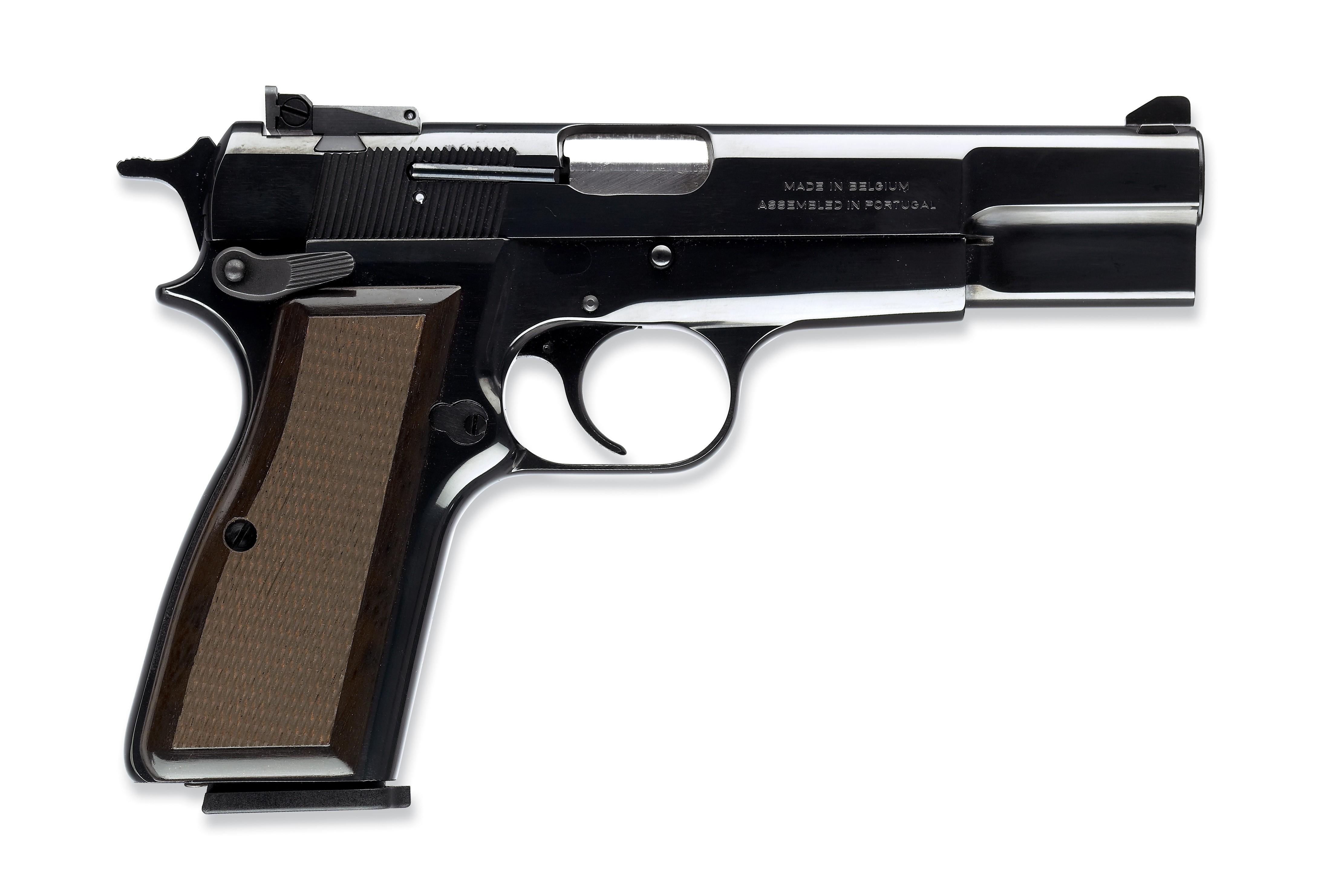 Browning Hi Power Standard Adj Sights