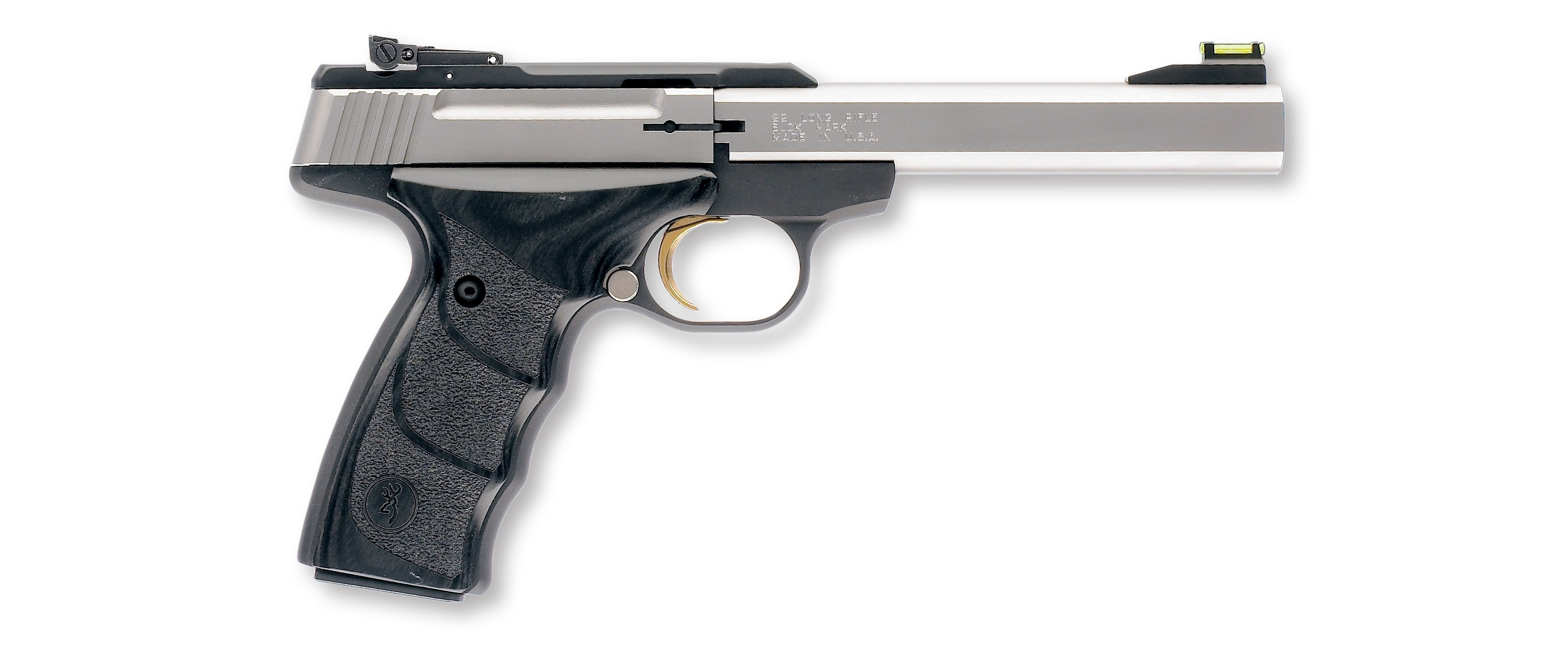 Browning Buck Mark Plus Stainless UDX