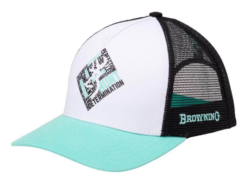 Browning Stance Teal Hat