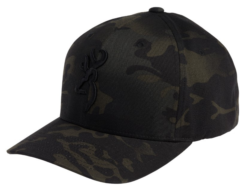 Browning Phanton Black Muticam L/XL Cap