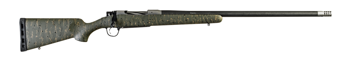 Christensen Arms Ridgeline Camo Carbon Barrel