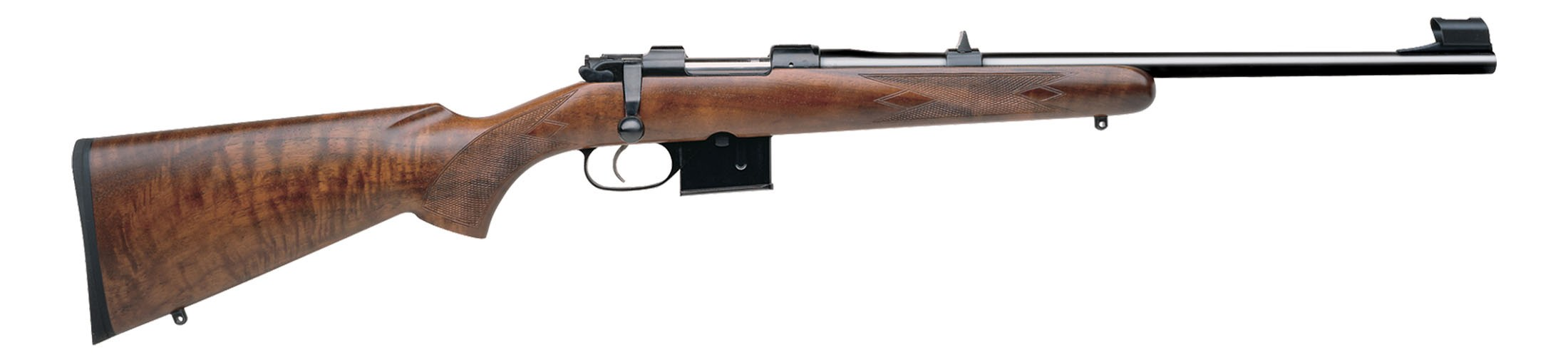 CZ 527 Carbine With Sights