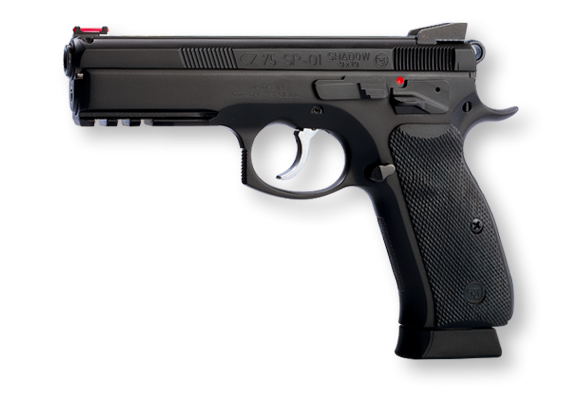 CZ CZ75 SP01 Shadow Blue