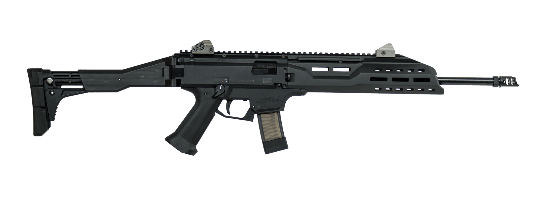 CZ Scorpion Evo 3 Non-Restricted