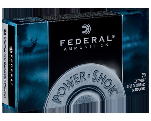 Federal 270 WSM, 130 Gr Soft Point
