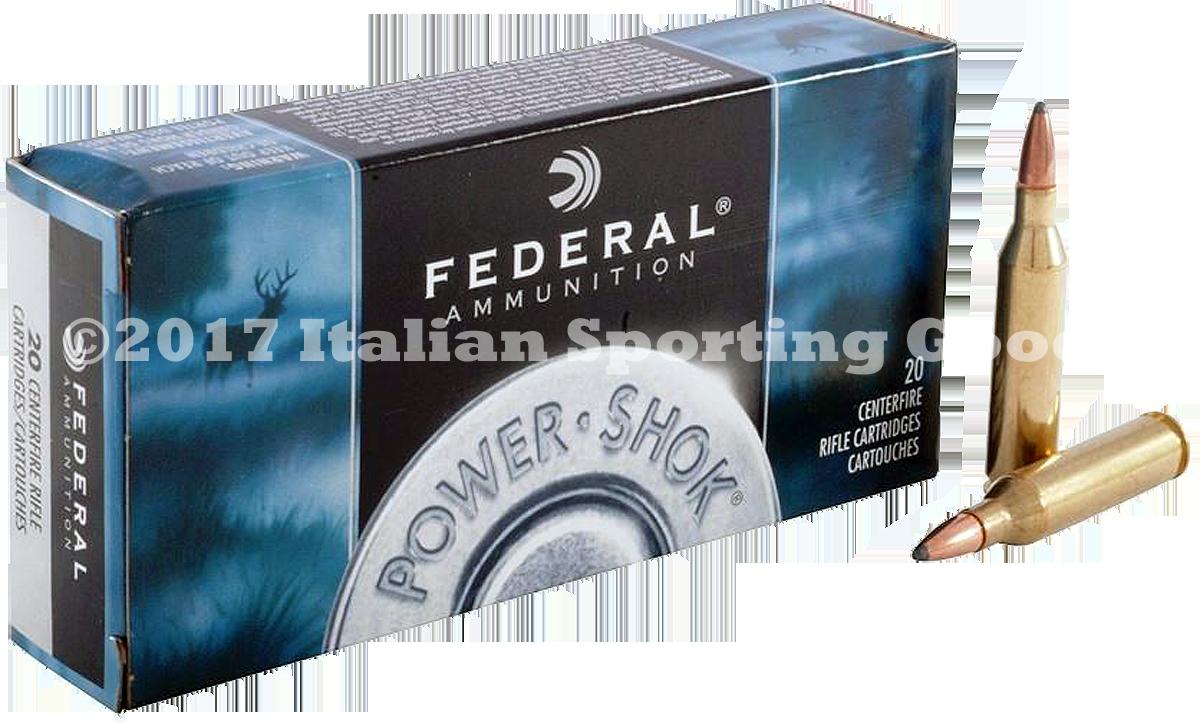 Federal 300 WSM, 180 Gr Soft Point
