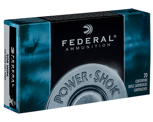 Federal 308 Win, 150 Gr Soft Point