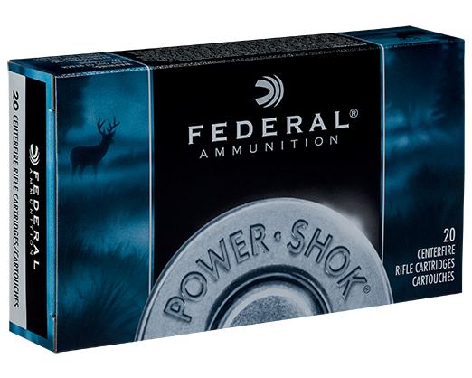 Federal 7MM WSM, 150 Gr Soft Point