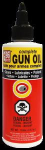 G96 Products Liquid Gun Oil, 4 Fl Oz Bottle Non Aerosol