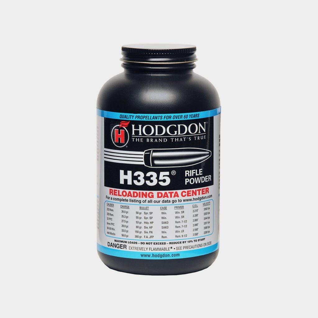 Hodgdon Powder Co. H335, 1 LB