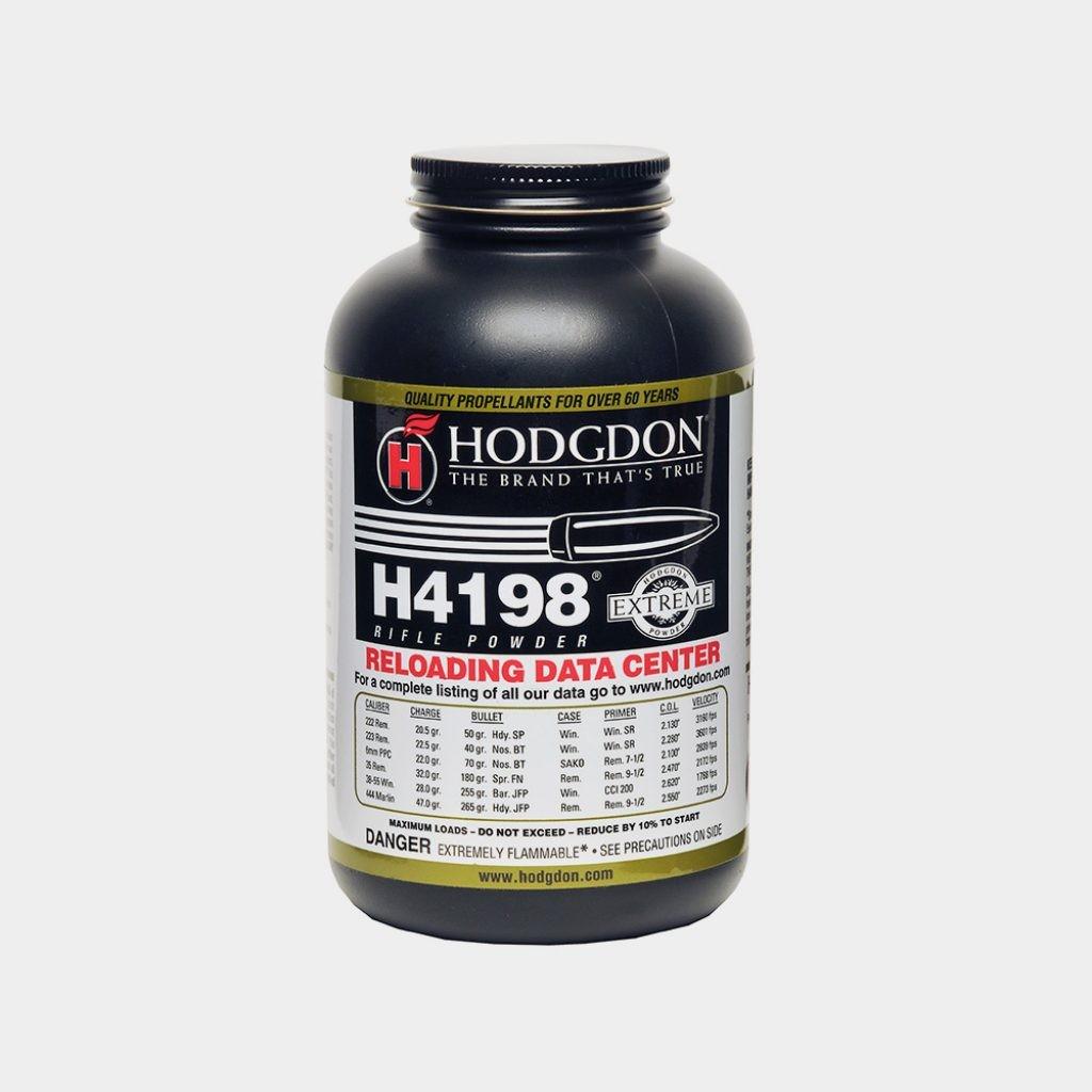 Hodgdon Powder Co. H4198, 1 LB