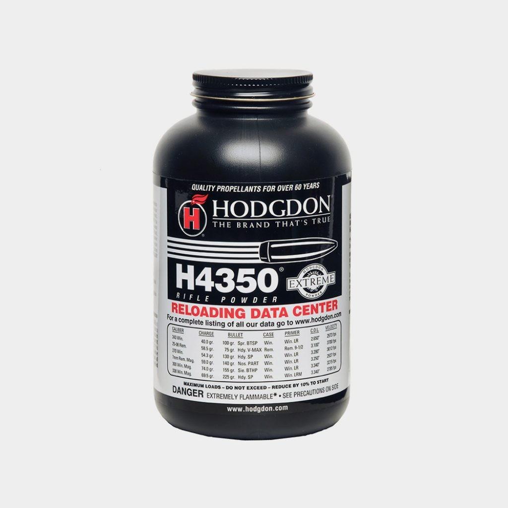 Hodgdon Powder Co. H4350, 1 LB