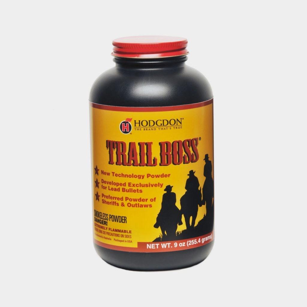 Hodgdon Powder Co. Trail Boss,  9 Oz