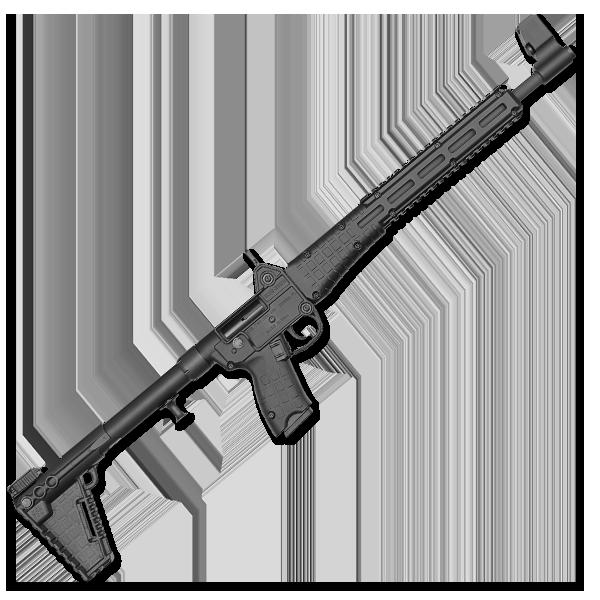 Kel-Tec CNC Inc. Sub 2000 Gen 2 Glock 17 Mag