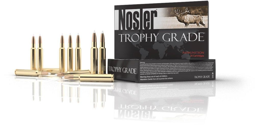 Nosler Bullets 338 Win Mag, 250 Gr Partition