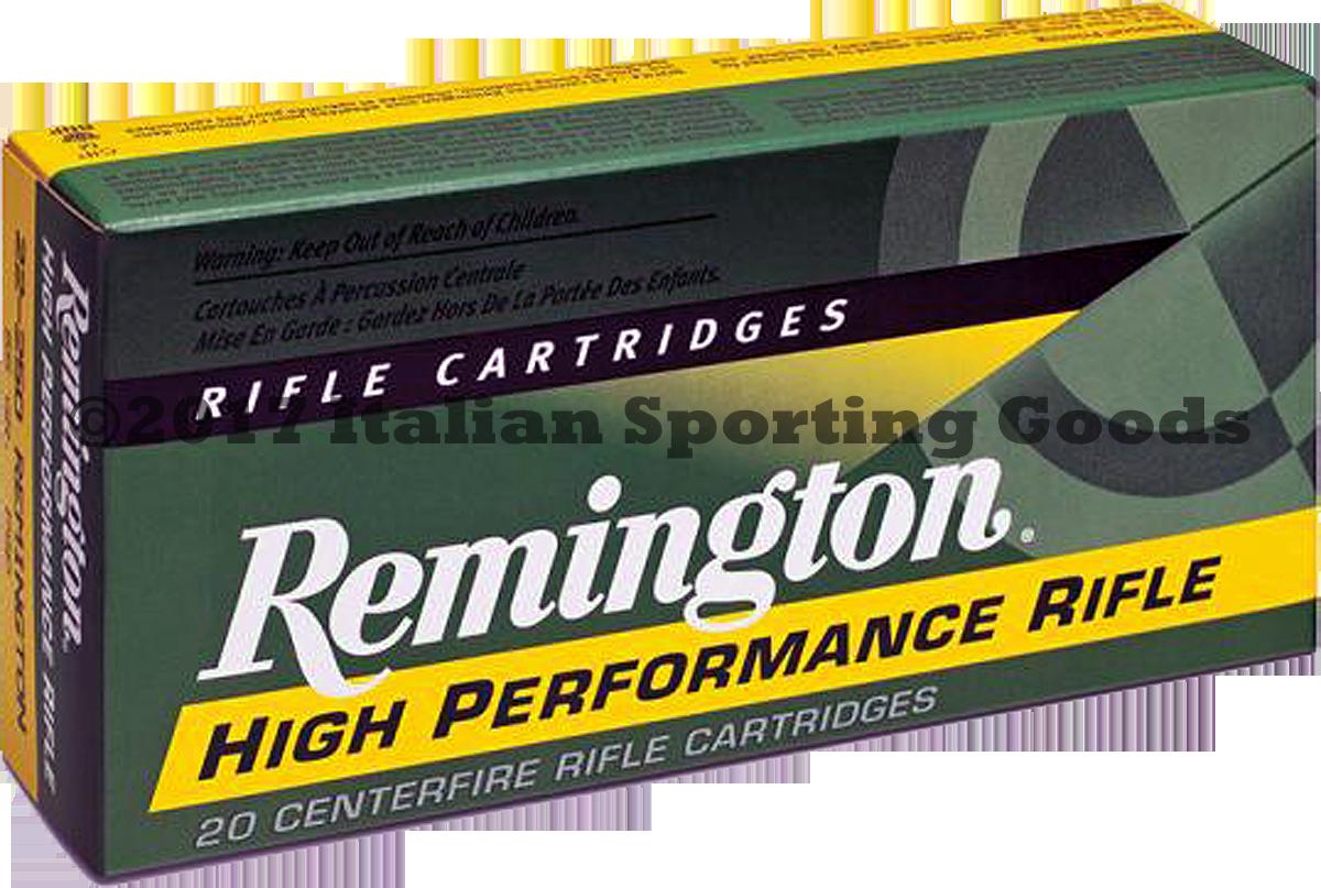 Remington 22-250 Rem, 55 Gr PSP
