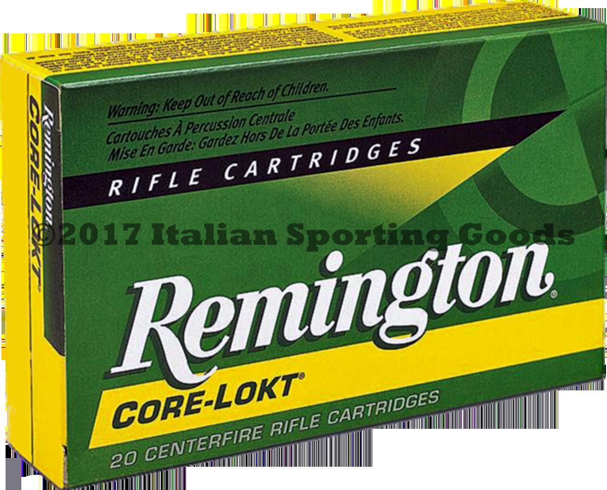 Remington 270 Win, 150 Gr SP