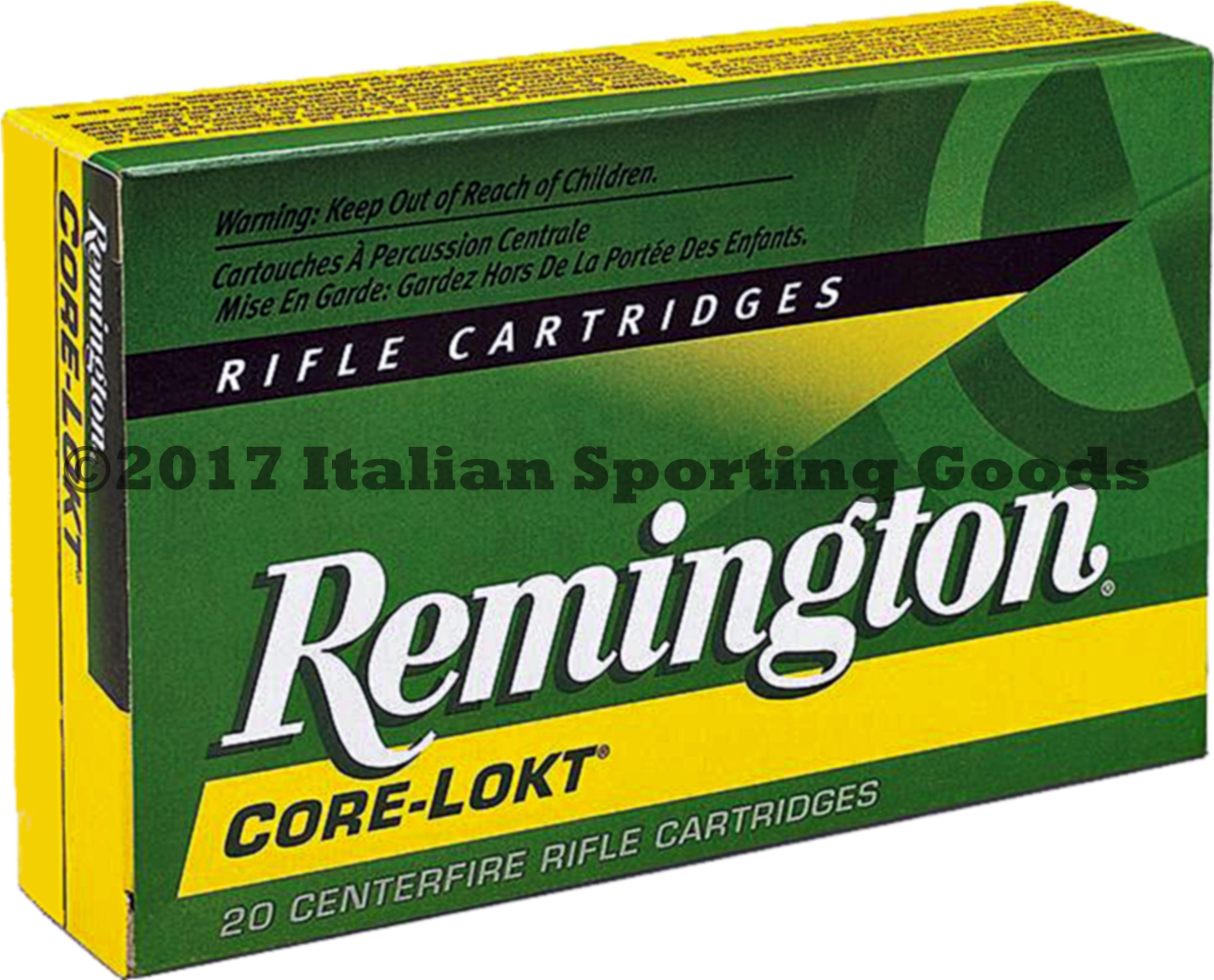 Remington 30-06 Sprg, 180 Gr PSP