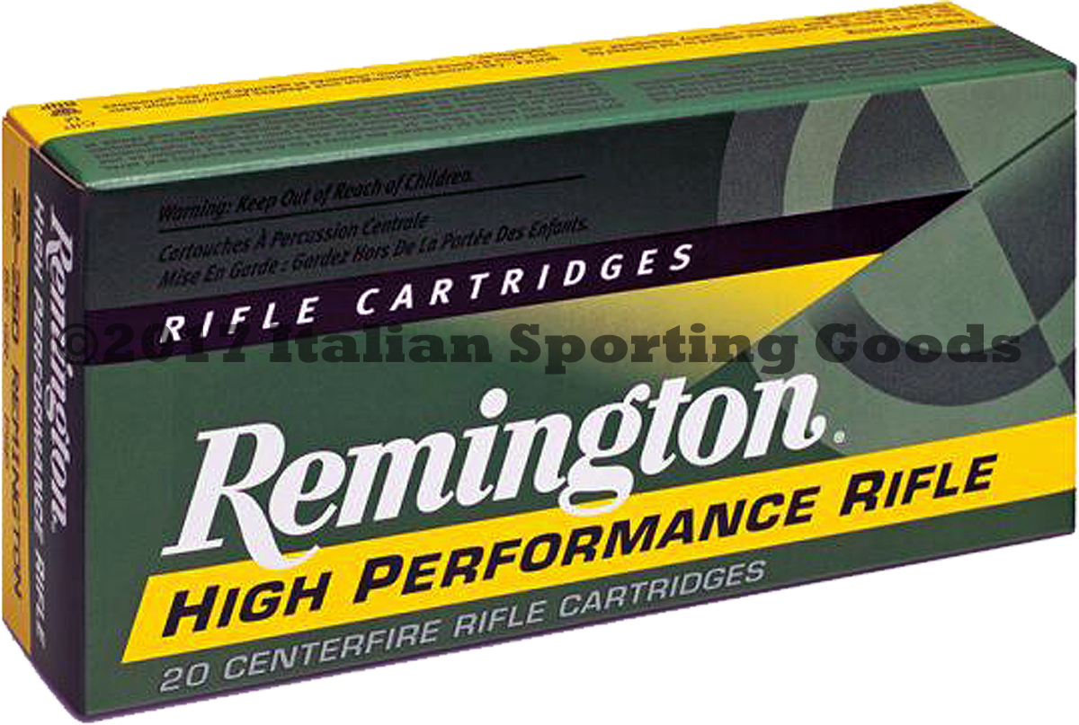 Remington 35 Whelen, 250 Gr Pointed SP
