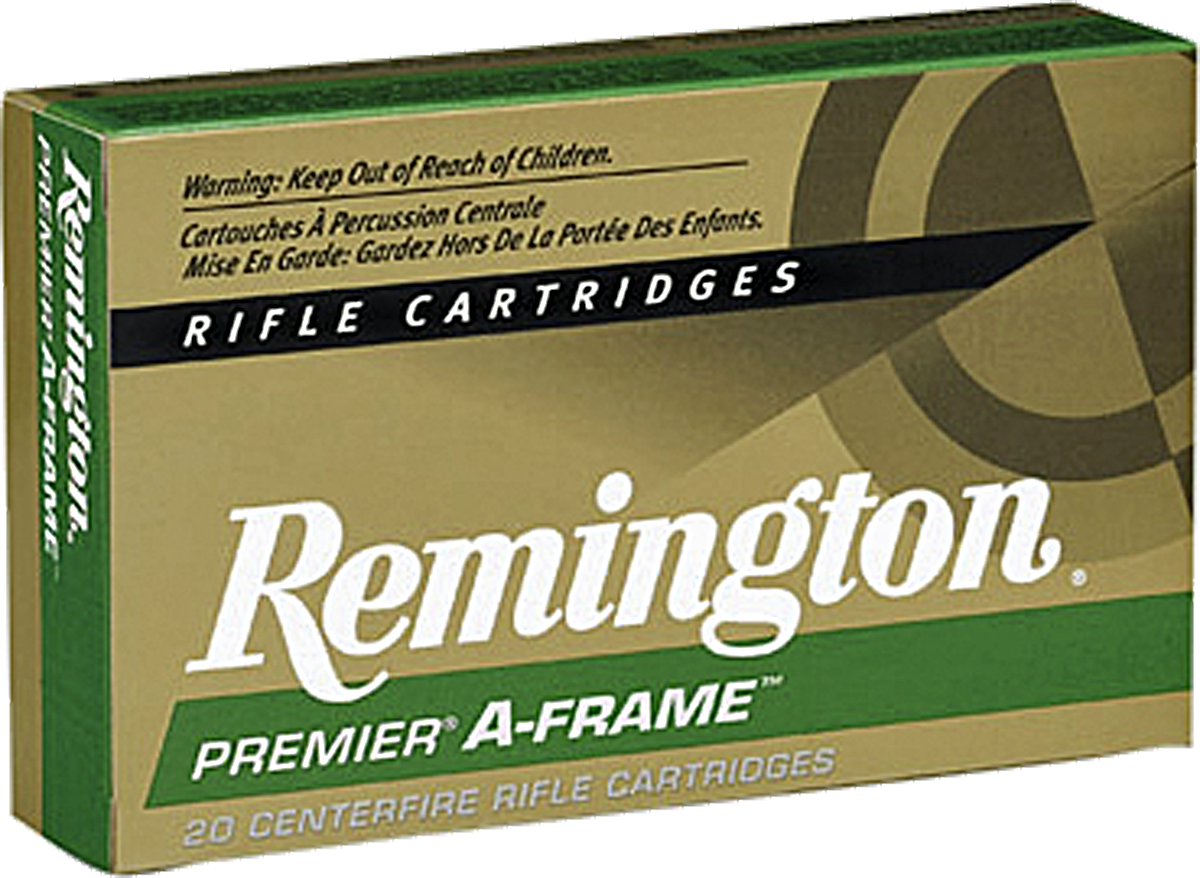 Remington 300 Win Mag, 200 Gr PSP A-Fram