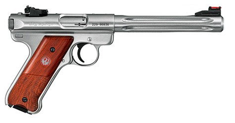 Sturm Ruger & Co. Mark III Hunter Stainless
