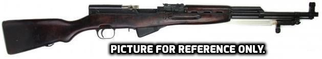 Siminov Soviet SKS Hardwood