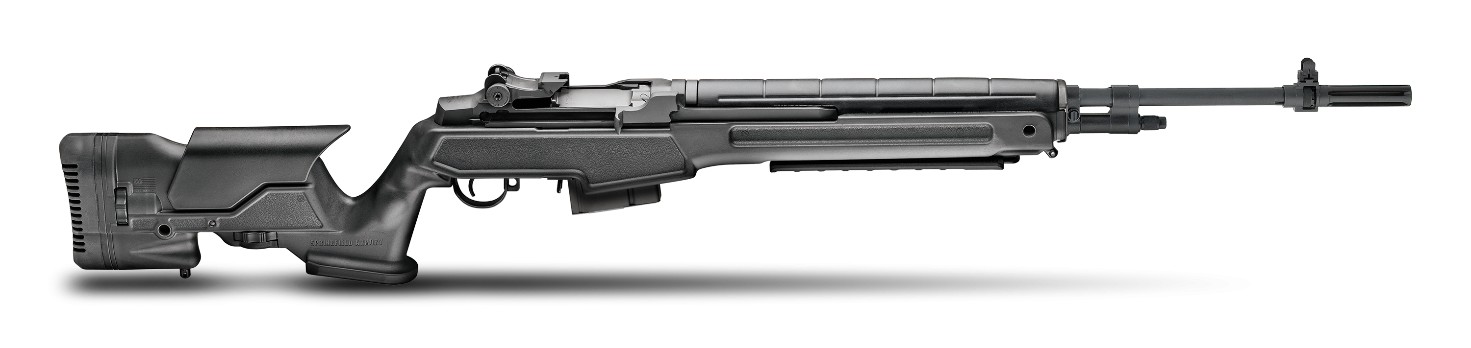 Springfield Armory M1A Precision Loaded NM BBL