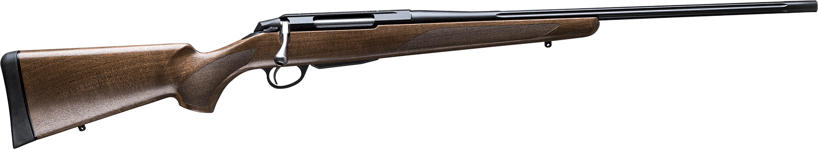 Tikka T3X Hunter Fluted Wood Blue