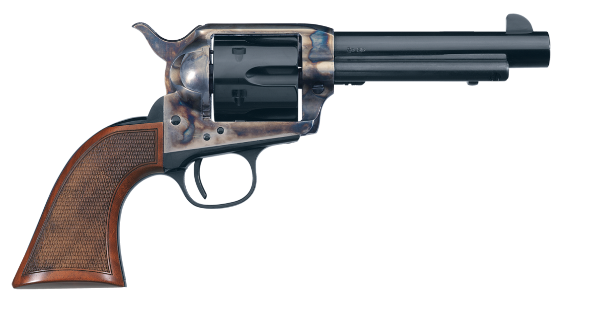 """A. Uberti 1873 Cattleman El Patron 45 Colt, 4 3/4"""" Barrel"""