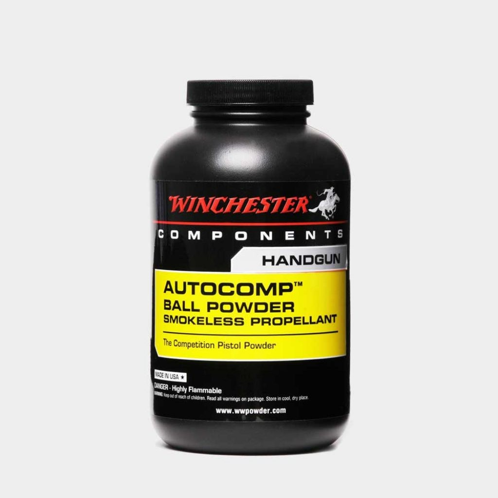 Winchester AutoComp Ball Powder, 1 LB