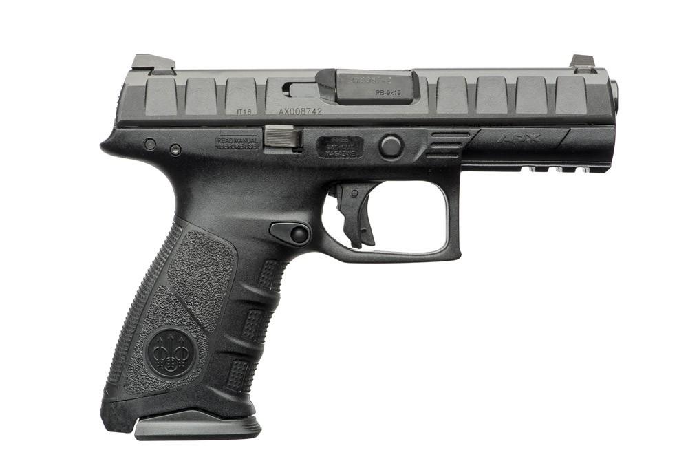 Beretta APX Black