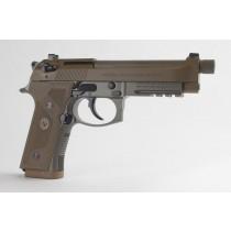 """Beretta M9A3 Olive Drab 9MM Luger, 5"""" Barrel"""