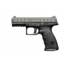 "Beretta APX Black 9MM Luger, 4 1/4"" Barrel"