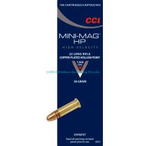 CCI 22 LR, 36 Gr CPHP
