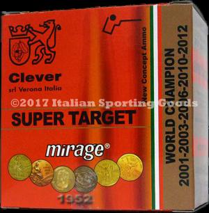"Clever Mirage 12 Ga, 2 3/4"" 1 Oz #7 1/2"
