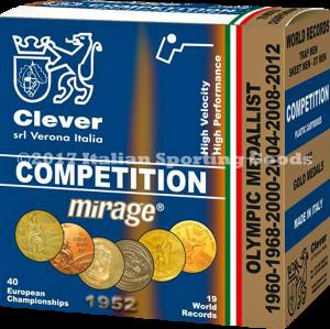 "Clever Mirage 12 Ga, 2 3/4"" 7/8 Oz #7 1/2"