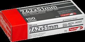 Aguila 7.62x51 NATO, 150 Gr FMJBT
