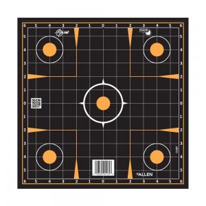 "Allen EZ Aim Adhesive Splash 12""x12"" Sight Target"