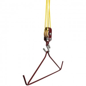 Allen Gambrel & Hoist Kit 500 Lb Cap